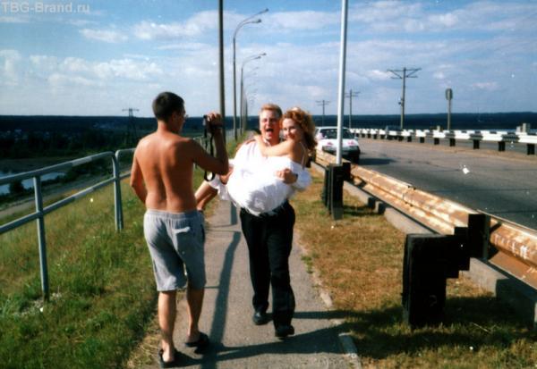 Мост оказался не просто длинным, а очень длинным!!!