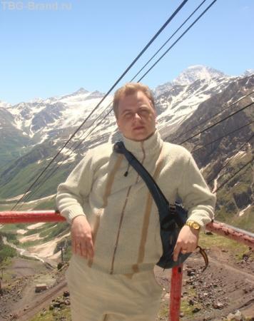 Эльбрус, 3500 м