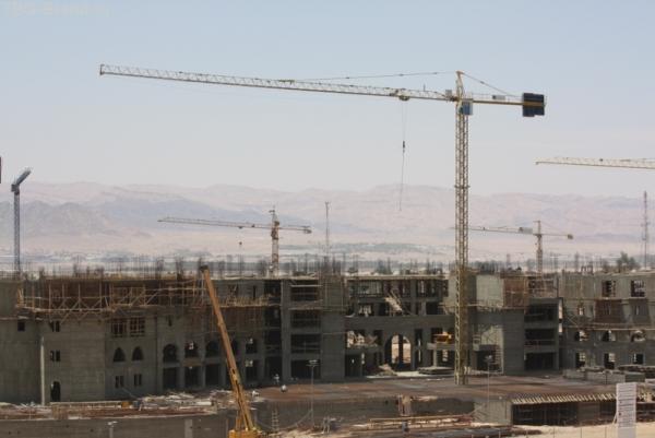 Строительство Аль-Сарая