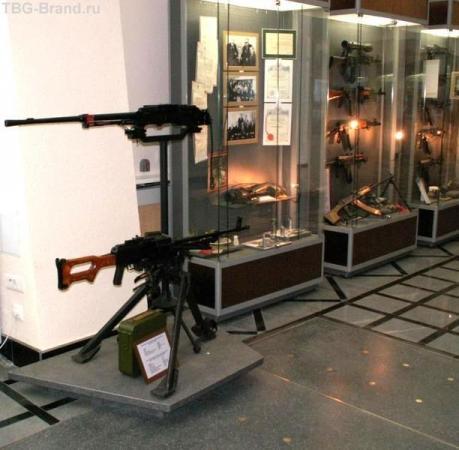 Экспоция оружия