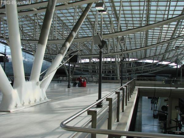 Франция. Аэропорт им. Шарля де Голля