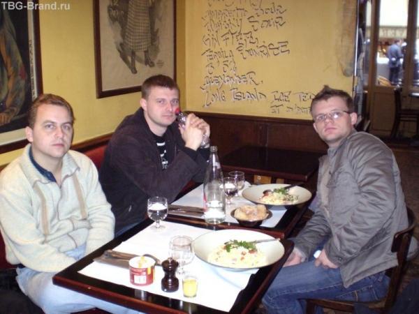 Итальянская кухня в Париже