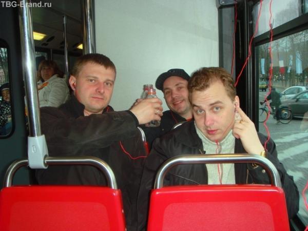 Экскурсионный автобус