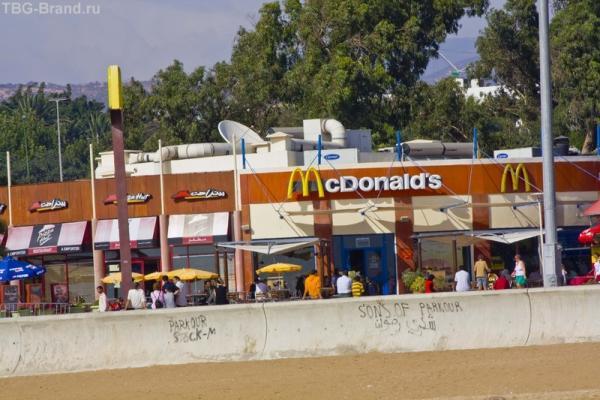 Макдональдс - самая большая сеть бесплатных туалетов в мире
