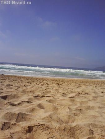 Пляж Индийского океана.