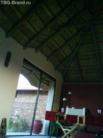 Здесь мы жили в гостях у нашего друга Деза в городе Йоханнесбург (Johannesburg).