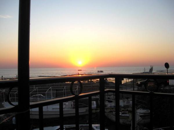 Ливан. Библос. Закат