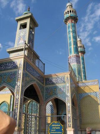 Ливан. Мечеть в персидском стиле