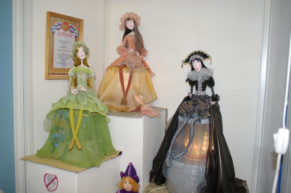 Куклы, куклы...