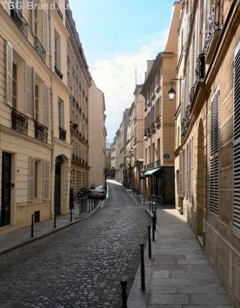 Улица Могильщиков, где Д'Артаньян снимал комнату у Бонасье