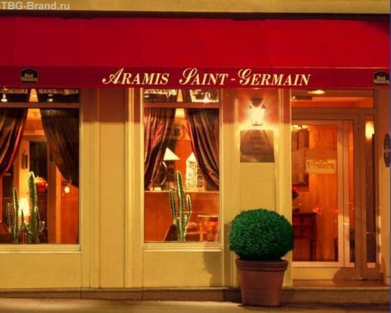Отель Арамис, на перекрестке улиц Вожирар и Ренн