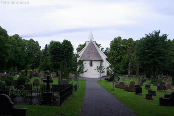 Церковь Ферье
