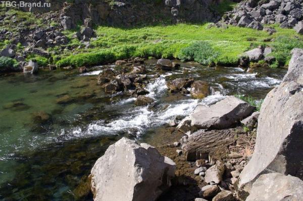 Чистые воды Исландии