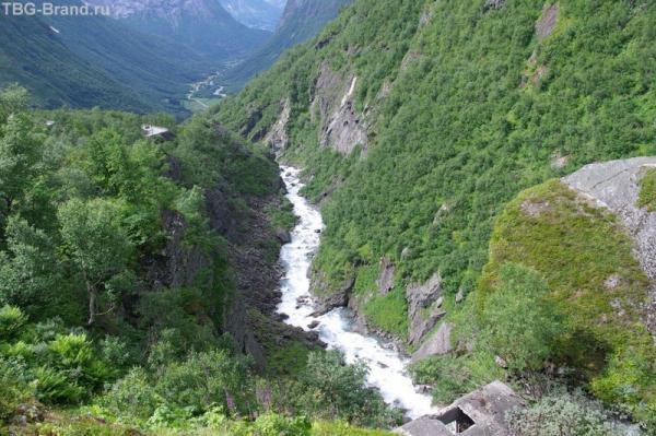 Далекий путь ручья