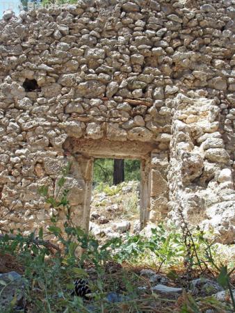 Развалины Фазелиса.