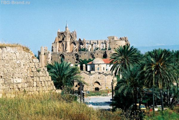 Фамагуста. Старый город