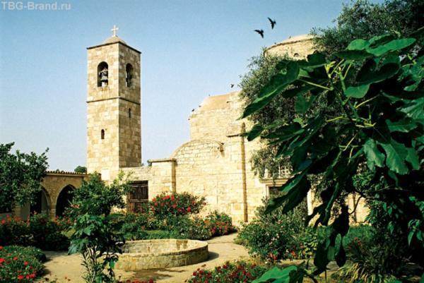 Монастырь Св. Варнавы (St. Barnabas)