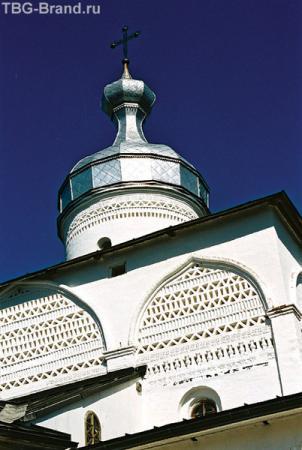 Ферапонтов монастырь. Собор Рождества Богородицы