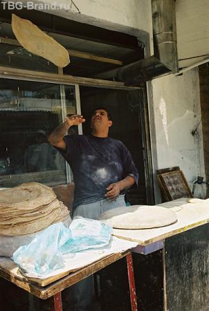 Акаба. Рынок. Пекарь 4