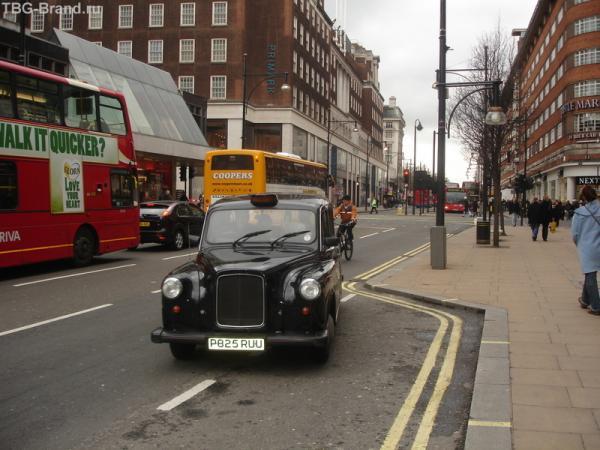 London. Oxford Street