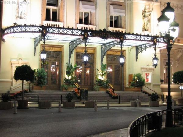 Монако. Казино Монте-Карло