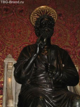 Италия. Рим, Собор Святого Петра