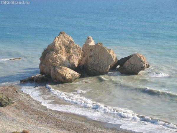 Кипр. Петра-ту-Ромиу