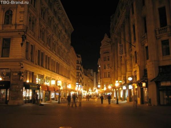 Будапешт. Ваши уца