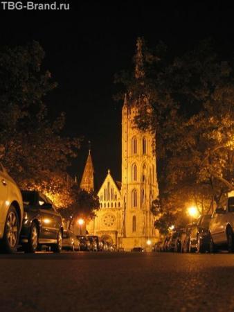 Будапешт. Базилика Святого Матиаша