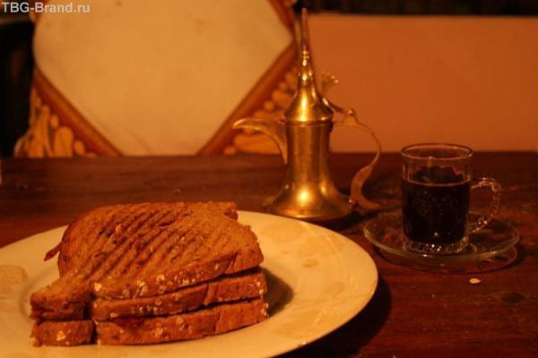 ОАЭ. Дубай. Basta Art Cafe в районе Бастакия