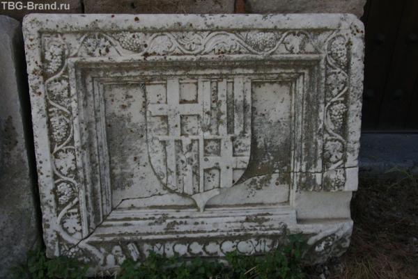 Греция, о. Кос. Крепость в г. Кос