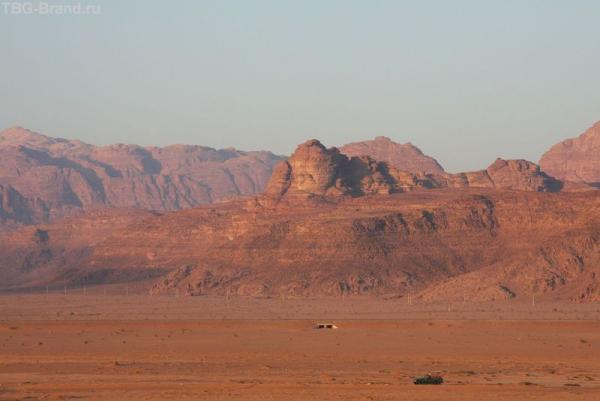 Иордания. Вади Рам
