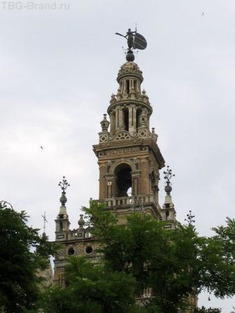 Испания. Севилья. Хиральда