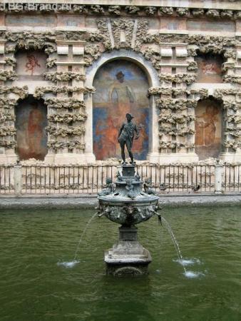 Испания. Севилья. Алкасар