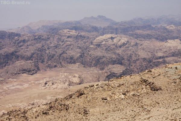Иордания. Горы Шара