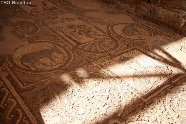 Иордания. Петра. Главная церковь