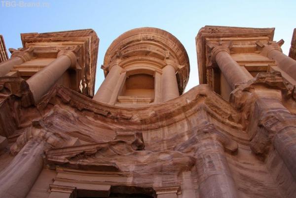 Иордания. Петра. Монастырь