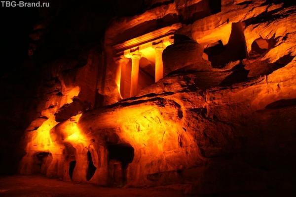 Иордания. Малая Петра