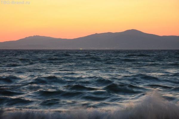 Греция. Остров Миконос