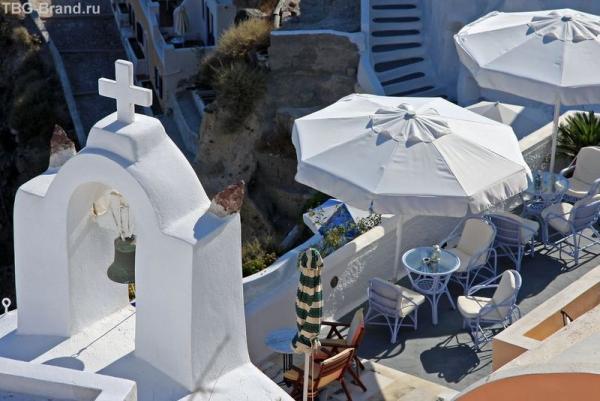 Греция. о. Санторини.Ия