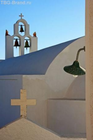 Греция. о. Санторини.Имеровигли