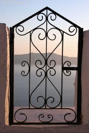 Греция. о. Санторини.Фиростефани