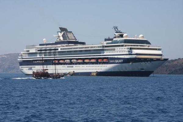 Греция. о. Санторини. 2008 г.