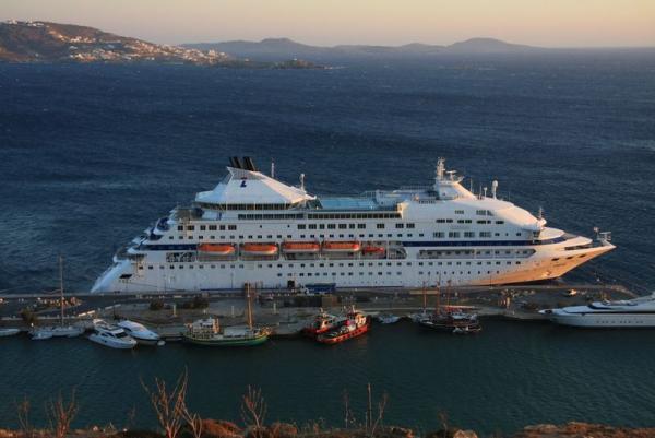 Греция. о. Миконос. 2008 г.