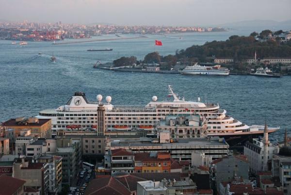 "Круиз ""Южное созвездие"". Турция. Стамбул"