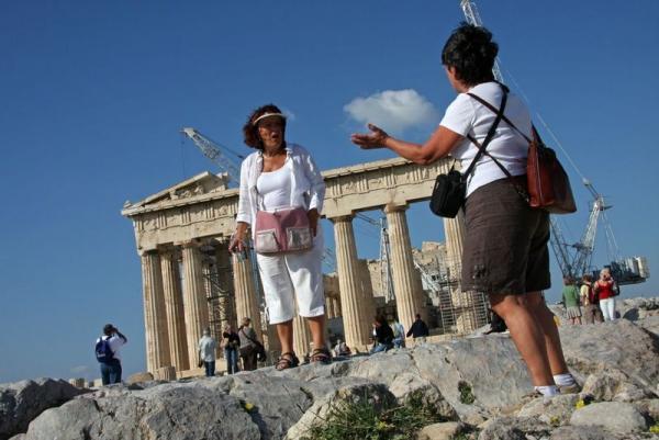 Круиз Южное созвездие. Греция, Афины. Акрополь