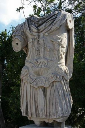 Круиз Южное созвездие. Греция, Афины. Древняя агора