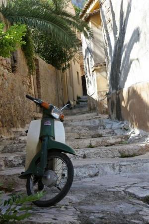 Круиз Южное созвездие. Греция, Афины. Район Плака
