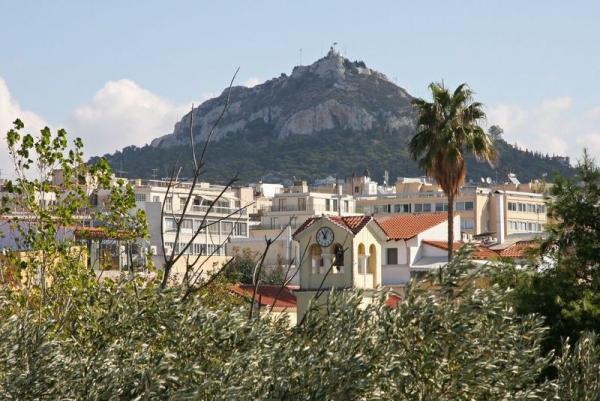 Круиз Южное созвездие. Греция, Афины. Холм Ликавитос