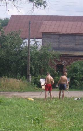 Ростов - город художников
